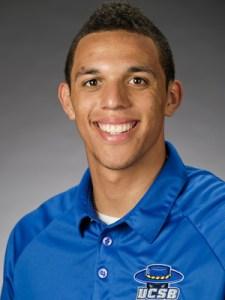 Michael Bryson - UCSB Basketball