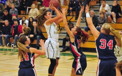 Santa Barbara High vs Yorba Linda CIF Girls Basketball