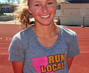 High School Runner of the Month: Jill Fisher
