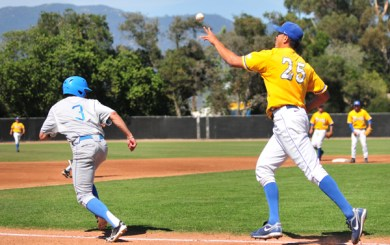 UCSB vs UCLA Baseball