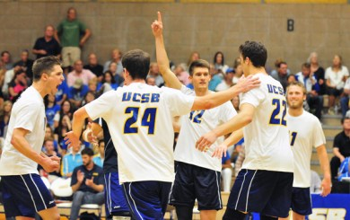 MVB: Gauchos fight back, knock off UCLA