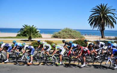 Phinney finishes all alone in Santa Barbara