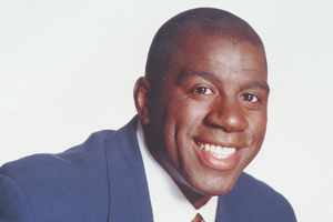 Magic Johnson coming to speak at Arlington Theatre