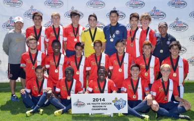 SBSC U16s, U18s vie for national titles; U16s seek three-peat