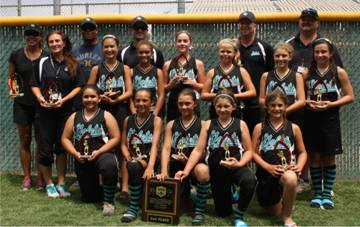 Thunder 10U Gold All-Stars qualify for nationals