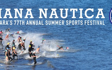 Semana Nautica's multi-event ocean swimming competition begins