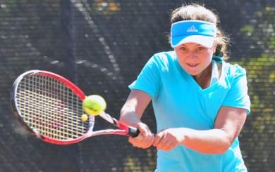 Kayla Day - Tennis