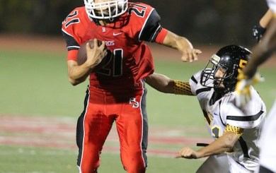 Gonzalez, Cardinals run over Cabrillo, 35-7