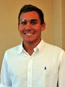 Blake Parrish honored as DP's Scholar-Athletic of the Year.