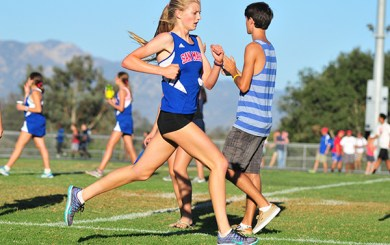 XC: Schroeder in front as Ventura sweeps