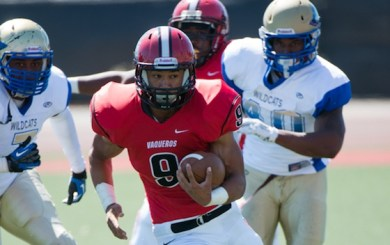 Rushing attack spearheads SBCC scoring outburst