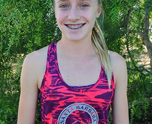 High School Runner of the Month: Christina Rice