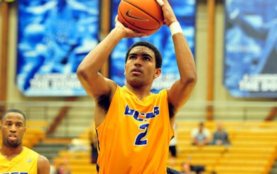 Fearless freshman Gabe Vincent starting strong at UCSB