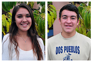 Soccer players Alaniz, Jimenez honored as Athletes of the Week