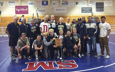 WRS: DP's Coronado repeats as league champ; Chargers win 8 titles