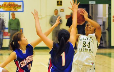 GBK: Dons can't overcome shooting woes, lose at Mira Costa