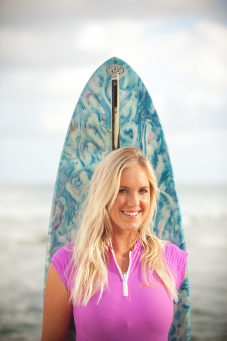 Bethany Hamilton will speak in Santa Barbara at Westmont College on April 10