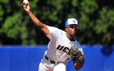 John Zant: Gauchos are Golden on the Mound