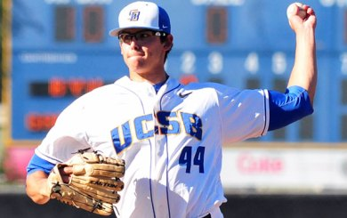 CBB: Jacome gives another stellar effort; Gauchos beat Davis 4-1