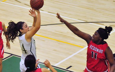 SBHS girls basketball elevated to 1AA Division for playoffs