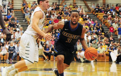 MBK: Oral Roberts runs down Gauchos