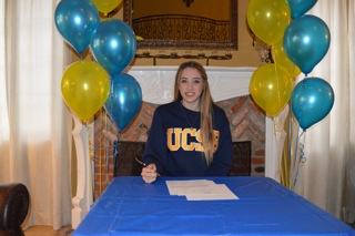 Rottman among new UCSB volleyball recruits