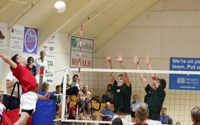 BVB: Dons pull through in the 5th set against San Marcos