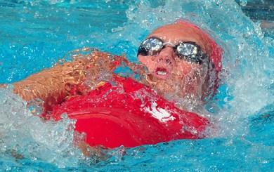 San Marcos Girls Swimming