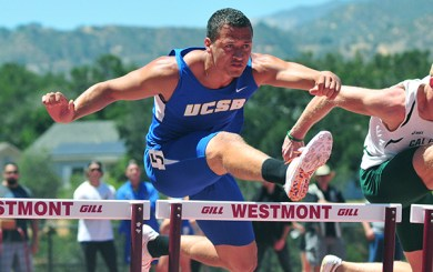 UCSB's Williams wins Big West decathlon title