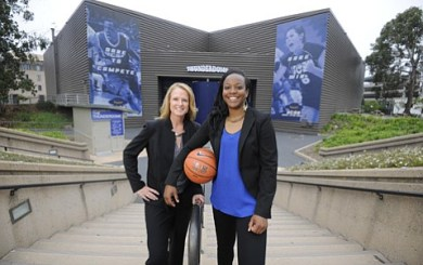 John Zant: Can Mia Fisher turn UCSB women's hoops around?