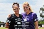 Blondes vs Brunettes flag-football game raises big $$ for Alzheimer's in Santa Barbara