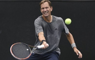 John Zant: Dan Goldie Returns to Championship Tennis