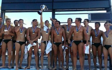 SB Polo Pals bring home gold from USA Water Polo Junior Olympics