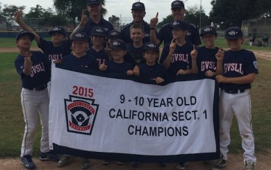 GVSLL captures 10U Section 1 championship