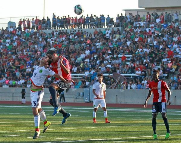 Mexico U17 in Santa Barbara