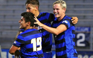 DePuy, Vom Steeg, Acheampong take home Big West's top awards