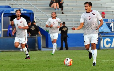 MSoc: Warriors' win improves GSAC Tournament seeding