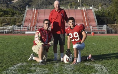 John Zant: Carpinteria Warriors' Jimenez Football Legacy