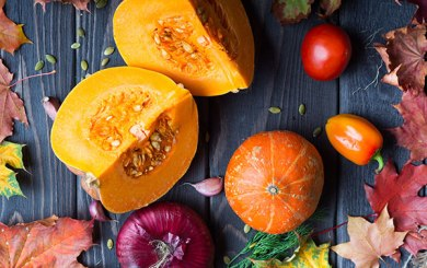 Nutrition for Athletes: There's More to Pumpkin Beyond Pie
