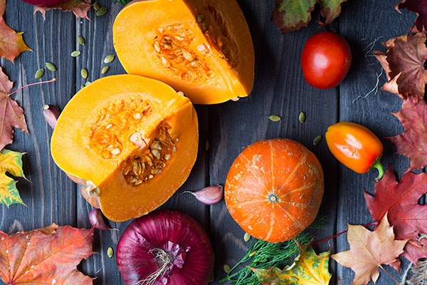 Pumpkins can be utilized for far more great foods than just making pie.