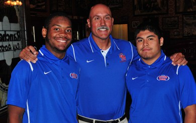 SBART Luncheon: Warriors delivered for Cook against No. 1 Biola