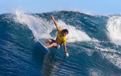 Coffin clinches coveted WSL World Tour slot
