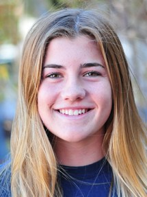 Sophie Trumbull, San Marcos water polo.
