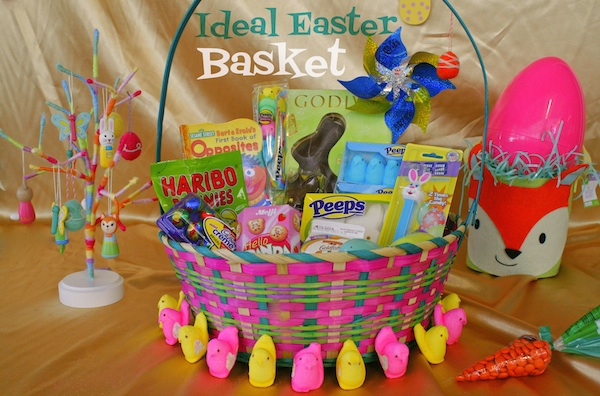 How To Build The Ultimate Easter Basket