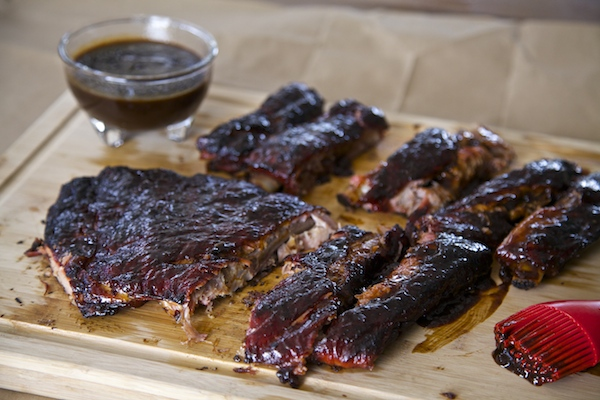 Cherry Chipotle Pork Ribs: Using The 2-2-1 Method