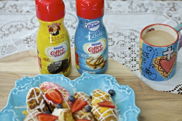 Coffee-Mate latin flavors