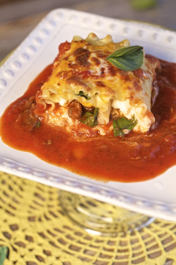 make manwich lasagna rolls on a night when you are looking to make a fast and easy meal. I got all my ingredients at Walmart.