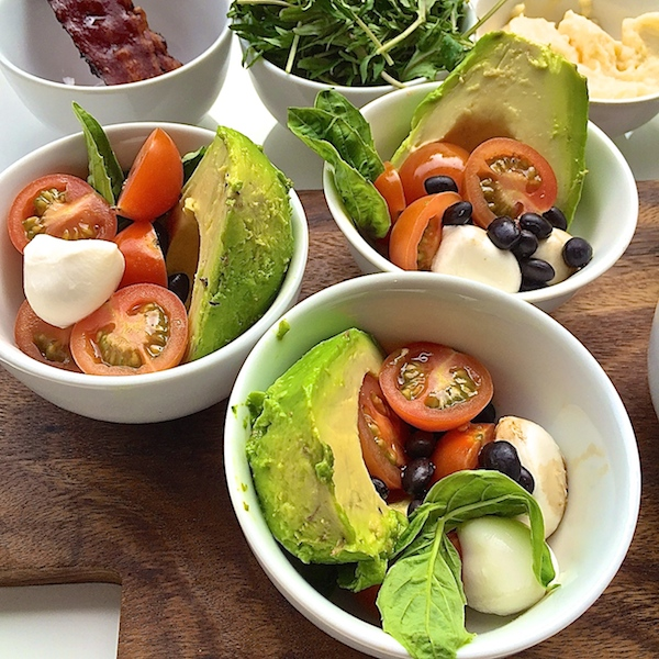 avocado bowls by what's gabby cooking