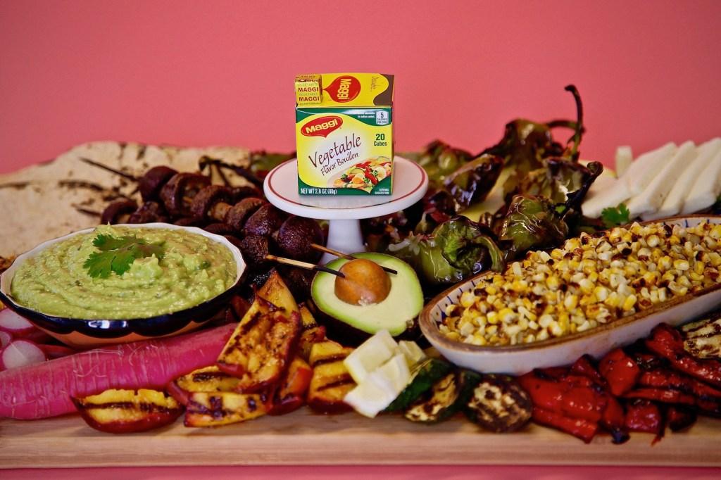 Vegetarian-Taco-Board