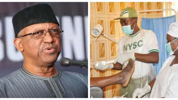 Replace Striking Doctors With Corpers – Minister Of Health